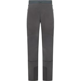 La Sportiva Solid 2.0 Pantalones Hombre, carbon